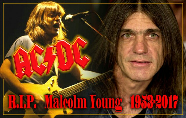 AC/DC co-founder Malcolm Young remembered as hard rocking backbone of band.
