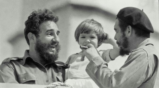 'We were just a normal family': Che Guevara's daughter remembers her father –Sophie Haydock.