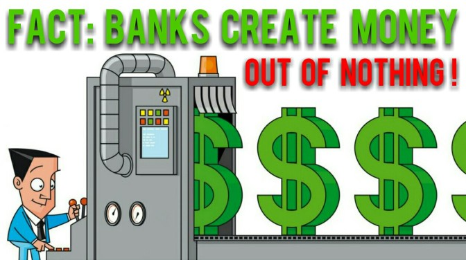 Banks create money from nothing. And it gets worse – Jackson Stiles.