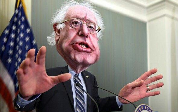 Let's wrench power back from the billionaires – Senator Bernie Sanders.