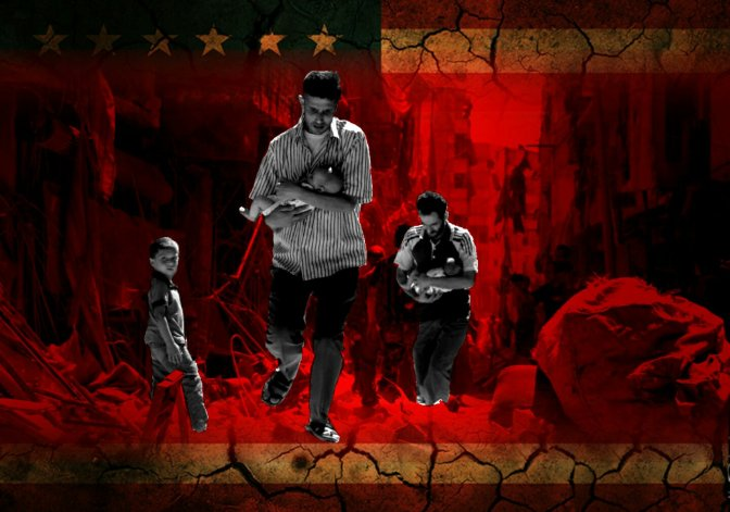 Ending America's Disastrous Role in Syria – Jeffrey D. Sachs.