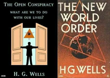 Image result for hg wells the open conspiracy