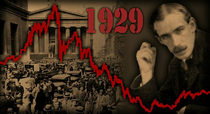 The Great Slump of 1930 – John Maynard Keynes.