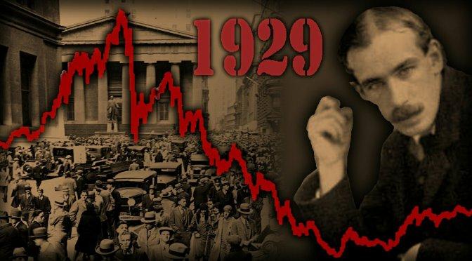 The Great Slump of 1930 – John Maynard Keynes.