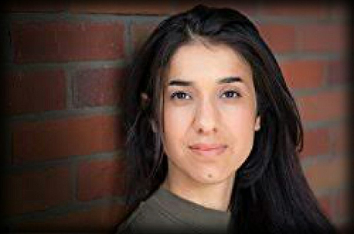 The Last Girl. My story of captivity and my fight against the Islamic State - Nadia Murad.