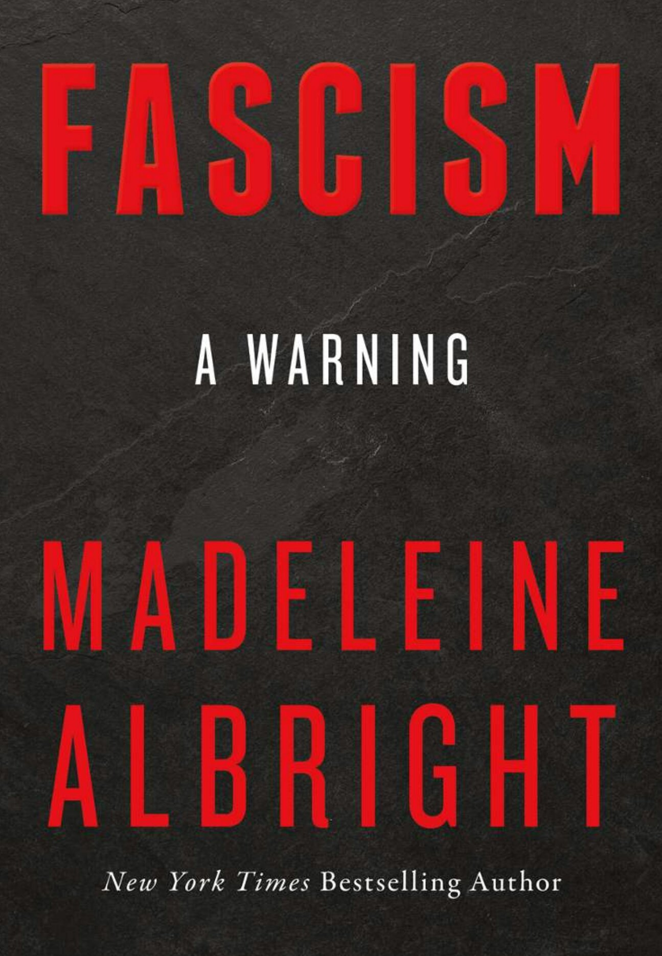 FASCISM, A WARNING – MADELEINE ALBRIGHT. | TPPA = CRISIS