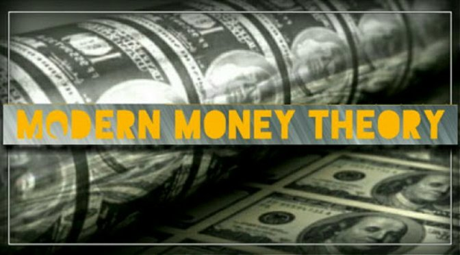 Modern Monetary Theory. On the path to MMT becoming mainstream – Bill Mitchell.