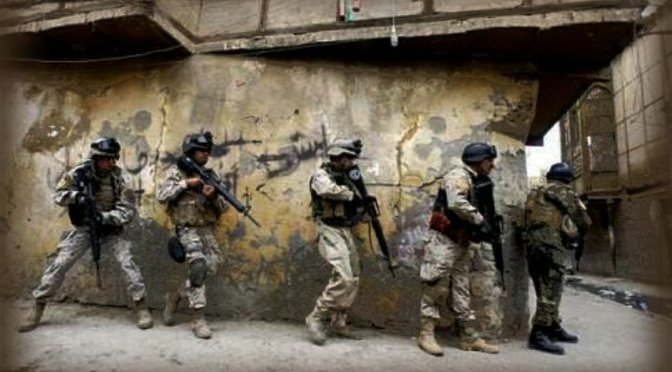 PTSD and IRAQ. THANK YOU FOR YOUR SERVICE – DAVID FINKEL.