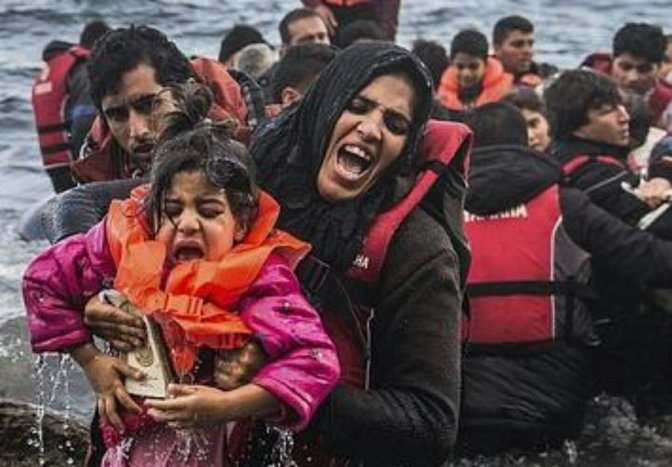 Fortress Europe, the Inhumanity of Europe's Refugee Policy – Costas Georgiades and Luca Bücken.