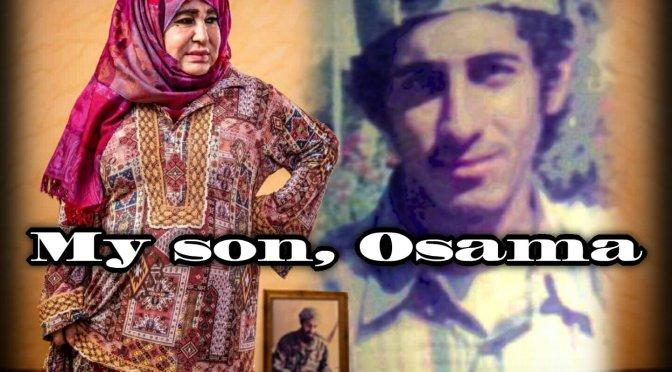My son, Osama bin Laden: the al-Qaida leader's mother speaks for the first time – Martin Chulov.