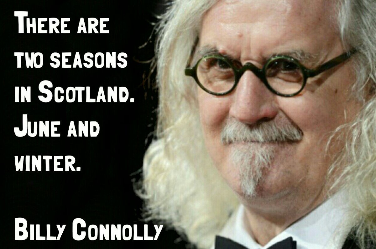 Made In Scotland. My adventures in a wee country - Billy Connolly.