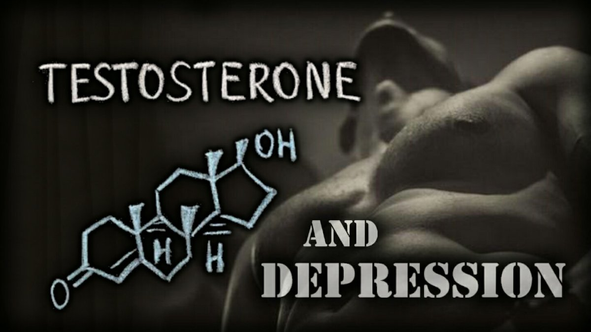 Does using testosterone to treat depression work? - Tim Newman.
