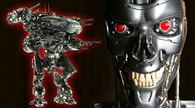 The Truth About Killer Robots: the year's most terrifying documentary – Zach Vasquez.